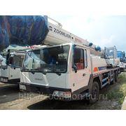 Автокран ZOOMLION QY25VF фото