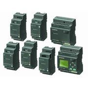 Логические модули LOGO Siemens фото
