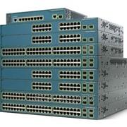 Коммутатор Cisco WS-C3560-48TS-S фото