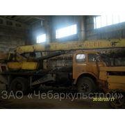 Автокран КС-3577 фото