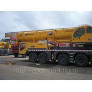 Автокран XCMG QY130K фото