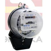 Однофазный электромеханический счетчик СО-505К фото