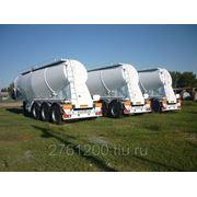 Цементовоз Полуприцеп VurMac 34m3 Турция фото