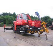 Колёсный кран KOBELCO RK160-3 фото