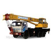 КамАЗ-53215 - Автокран Ивановец КС-45717К-1 (25 тонн) фото