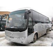 Higer KLQ 6885Q (Евро 3) автобус фото