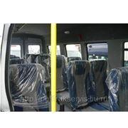 Микроавтобус пассажирский на базе Iveco Daily