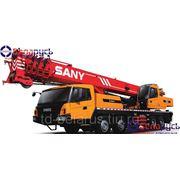 автокран sany грузоподъемностью 50 тонн sany sts 500 колесная формула 8х4 фото