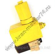 Гидроклапан - регулятор ГКР 20-160-25 для автокрана Ивановец КС-3571, КС-3574, КС-3577, КС-35714, КС-35715 фото