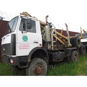МАЗ 543403-220 с роспуском фото