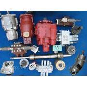 Запчасти для автокрана Челябинец КС-45721 (Гидрооборудование поворотной части) фото