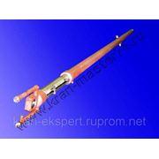 Гидроцилиндр КС-55715.63.900-3-02 выдвижения стрелы для автокрана Галичанин КС-4572А, КС-45719 фото