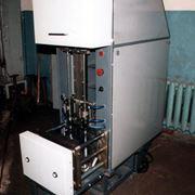 Установка для выдува ПЭТ-бутылок из преформ объемом 033-15 л