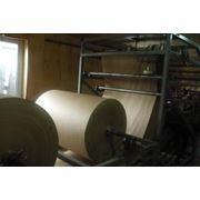 Линия изготовления бумажных пакетов УБТ фото