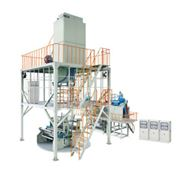 Эструзионная линия для производства рукавной пленки PU-GJSM-16001800 фото