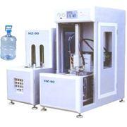 Полуавтомат для выдува бутылок HZ-90 Автоматы выдува пластиковых бутылок фото