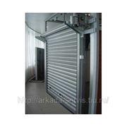Ворота рулонные стальные «Doorhan» фото