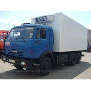 Изотермический фургон на шасси 65117 фото