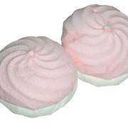 Зефир «Бело-розовый» фото