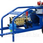 Высоконапорный водоструйный аппарат ВНА 350-17-А фото