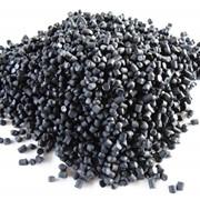 Пластикат ПВХ м. ППО 30-35 (черный, неокрашенный) фото