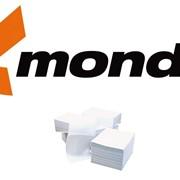 Бумага газетная пухлая Mondi фото