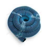 Шланг газоотводный диаметр 75 длина 5 м (синий) NORDBERG фото