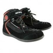 Ботинки мотоциклетные МBT001 черные Scoyco фото