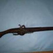 Ружье кремневое антикварное оружие фото