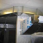 Вентиляционные каналы в Астане фото