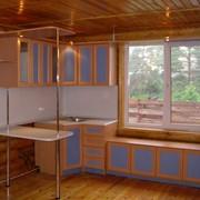 Классические кухонные гарнитуры фото