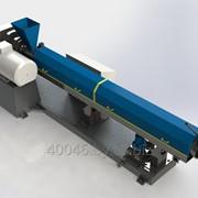 Экструдер для расплава пленочного сырья фото