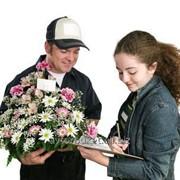 Услуги по Международной доставке цветов фото