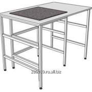 Стол для весов комбинированный фото