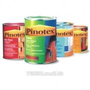 Пинотекс классик антисептик для дерева рябина 1 л / 6 шт. фото