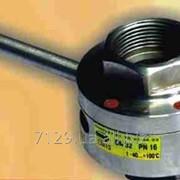 Кран дисковый нержавеющий с керамическим и металлокерамическим затвором DN 25-80 PN 16 фото