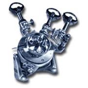 Прибор для контроля диаметра и угла беговой дорожки у наружных колец конических роликоподшипников. 289-3М фото
