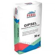 Клей для ПГП Gipsel 5330 зима Perel 30 кг фото
