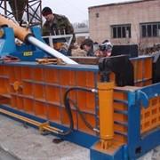 Пресс гидравлический пакетировочный ПГП-15 фото