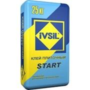Клей для плитки Ivsil START фото