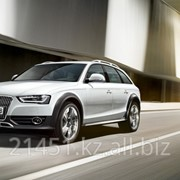 Автомобиль Audi A4 allroad quattro фото