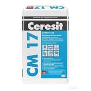 Ceresit СМ 17. Высокоэластичный клей для плитки фото