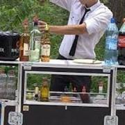 Выездной бармен фото