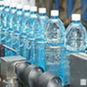 Бутилирование питьевой воды фото