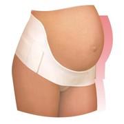 """Бандаж (пояс) эластичный поддерживающий для беременных, с хлопком, универсальный """"Gerda"""" фото"""