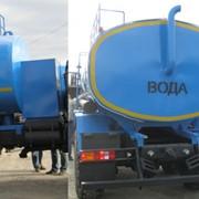 Автоцистерна АЦПТ-9,5П на шасси Камаз 43118 Евро 4 фото
