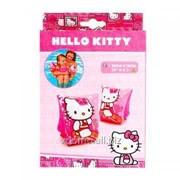 Нарукавники Hello Kitty 23х15,5 см, от 3 до 6 лет фото