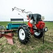 Мотоблок Профи1030 с прицепом 480 кг и навесным фото