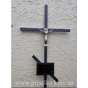 Крест на могилу, Круглосуточная информационная ритуальная служба «ЧП Прядко» фото
