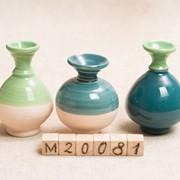 Набір декоративні вазочки фото